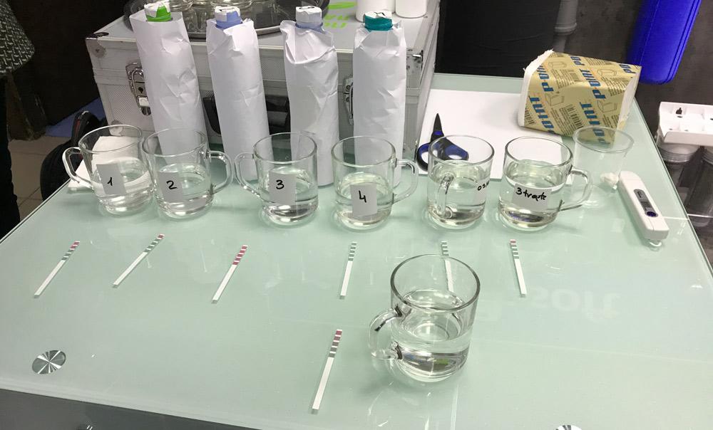 teste-romstal-rezultate filtru robinet