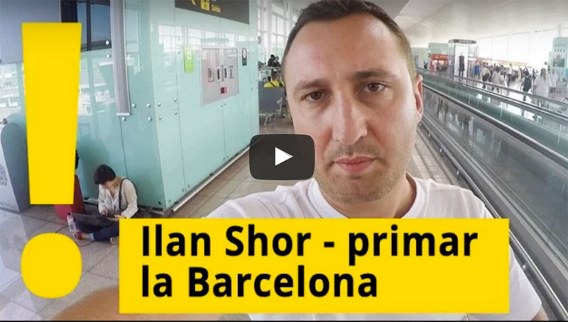 Ilan Shor – primar la Barcelona