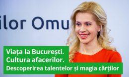 (video) Nati Vozian: Mutarea la București, cultura afacerilor și descoperirea propriilor talente