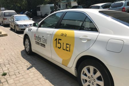 6 lucruri pe care le-am aflat despre lansarea Yandex.Taxi în Chișinău