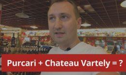 (video) Sticla de vin potrivită: Purcari sau Chateau Vartely?