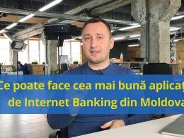 Review: Cea mai bună aplicație de Internet Banking din Moldova