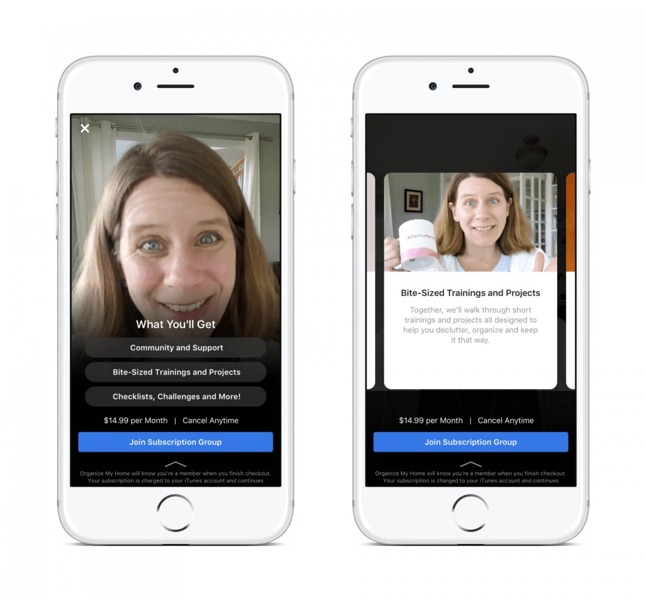 Administratorii grupurilor de Facebook vor putea introduce o taxă lunară pentru membri