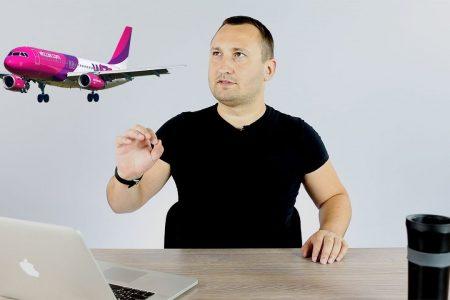 Cum îți recuperezi banii de la Wizz Air?