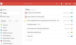 10 aplicații pentru gestiunea taskurilor