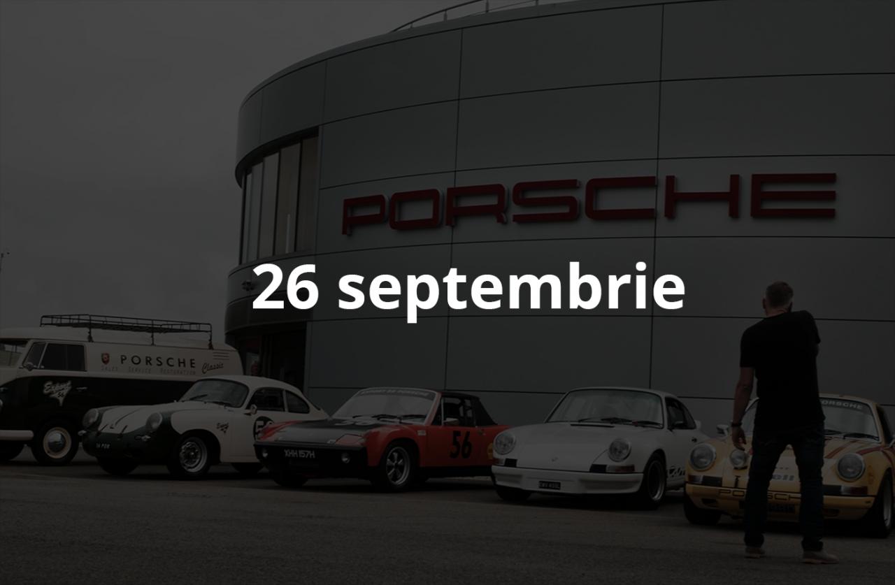Scurt pe doi, 26 septembrie: Porsche renunță definitiv la motoarele diesel