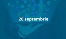 Scurt pe doi, 28 septembrie: Investițiile în Digital marketing au crescut cu 44%