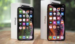 Cu cât se vinde iPhone XS și iPhone XS Max în Moldova