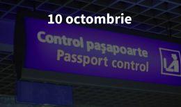Scurt pe doi, 10 octombrie: Vom avea pașapoarte cu termen de valabilitate de 10 ani