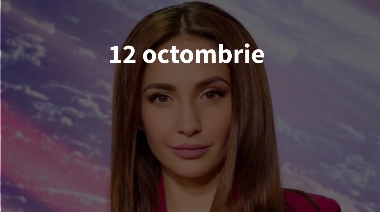 Scurt pe doi, 12 octombrie: Jurnaliștii care vor activa la televiziunile lui Ilan Șor