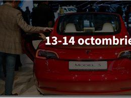 Scurt pe doi de weekend: Tesla a vândut peste 100.000 de automobile Model 3
