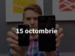 Scurt pe doi, 15 octombrie: Cum arată smartphone-ul de mărimea unui card bancar
