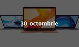 Scurt pe doi, 30 octombrie: Noile produse Apple, decizia privind vaccinurile și lovitura pentru Revolut