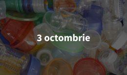 Scurt pe doi, 3 octombrie: Vesela de unica folosință ar putea fi interzisa în Moldova