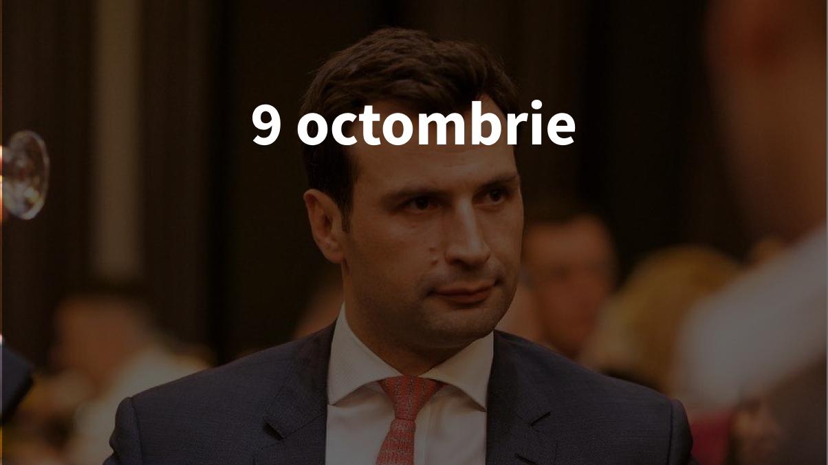 Scurt pe doi, 9 octombrie: Ce se mai întâmplă cu dosarul Pro Imobil