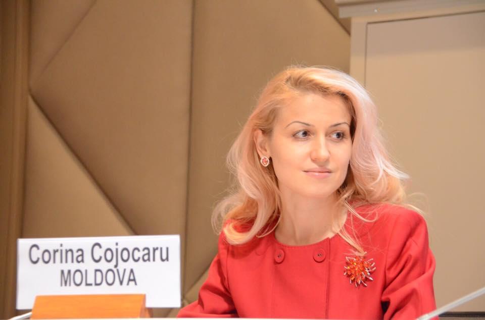 Reacția Corinei Cojocaru: Eu am apărat drepturile cetățenilor R. Moldova
