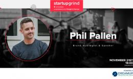 Cunoaște-l Philip Pallen, cel care construiește branduri pentru companii, personalități TV și experți din SUA