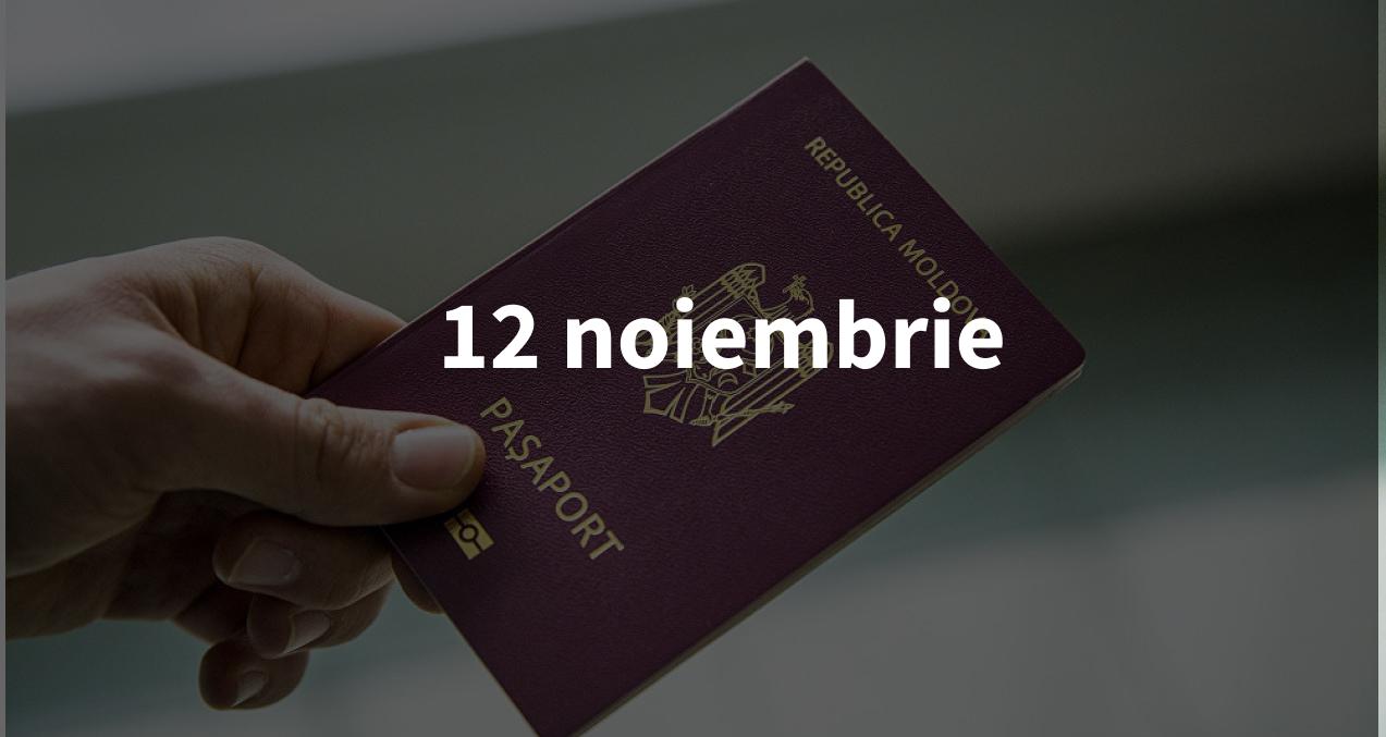 Scurt pe doi, 12 noiembrie: Vizele, atenționarea UE și sechestrul pe cele 13 mln de Euro