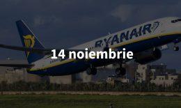 Scurt pe doi, 14 noiembrie: Armata UE, bilete avia de la 8 € și investigația RISE despre Platon