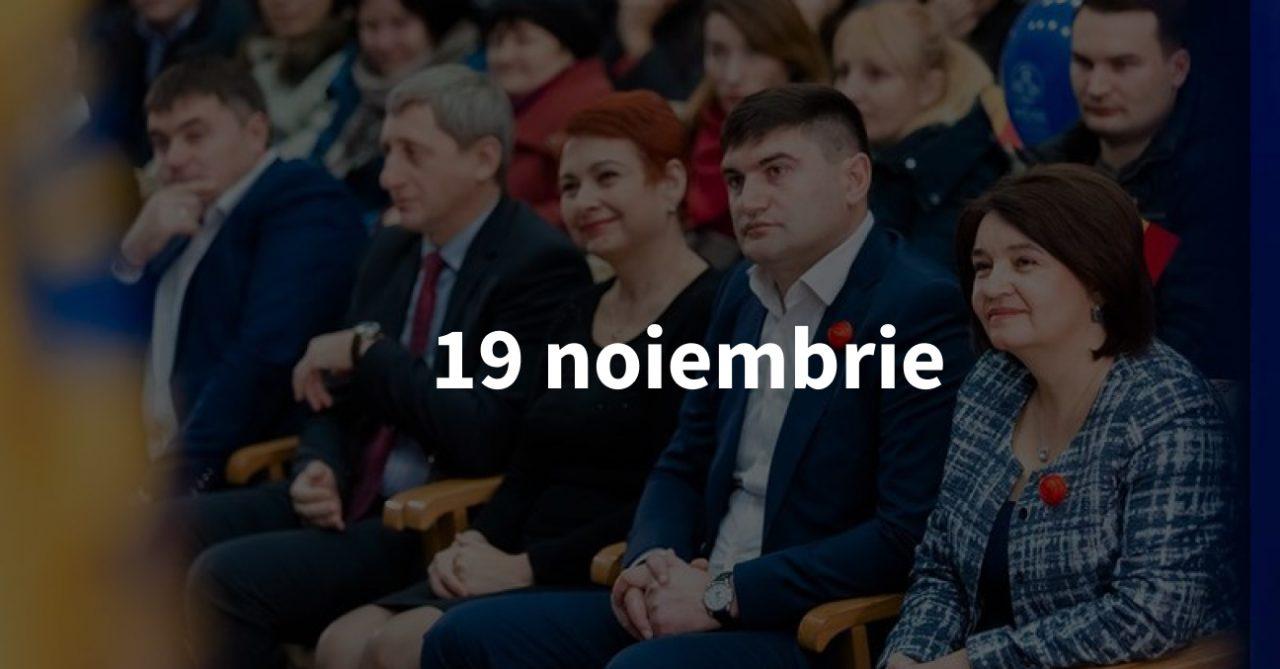 Scurt pe doi, 19 noiembrie: Insulta din Torino, decretul anti-Netflix și noii transfugi din politică