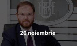 Scurt pe doi, 20 noiembrie: Investiția Facebook în jurnalism și motivele plecării subite a Guvernatorului BNM