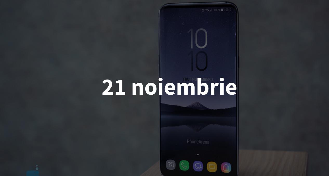 Scurt pe doi, 21 noiembrie: Electric Castle 2019, Samsung S10 cu șase camere și luxul din fața sediului PD