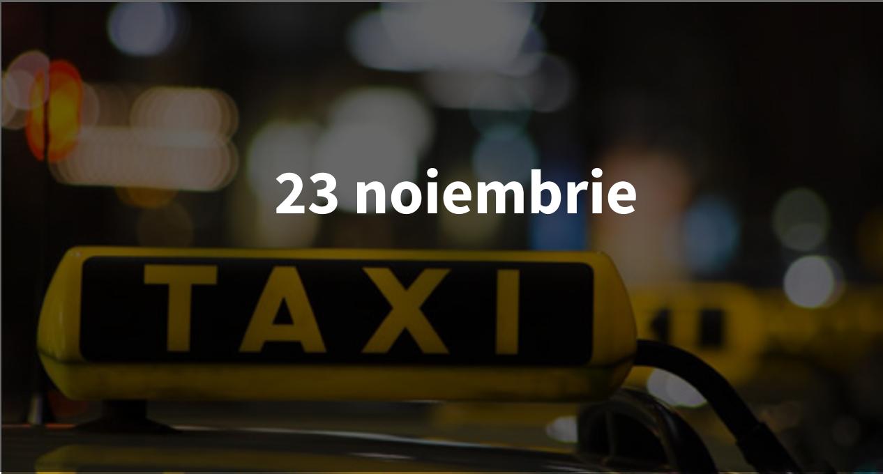 Scurt pe doi, 23 noiembrie: Scandalul Dolce&Gabbana, banii României și planul taximetriștilor
