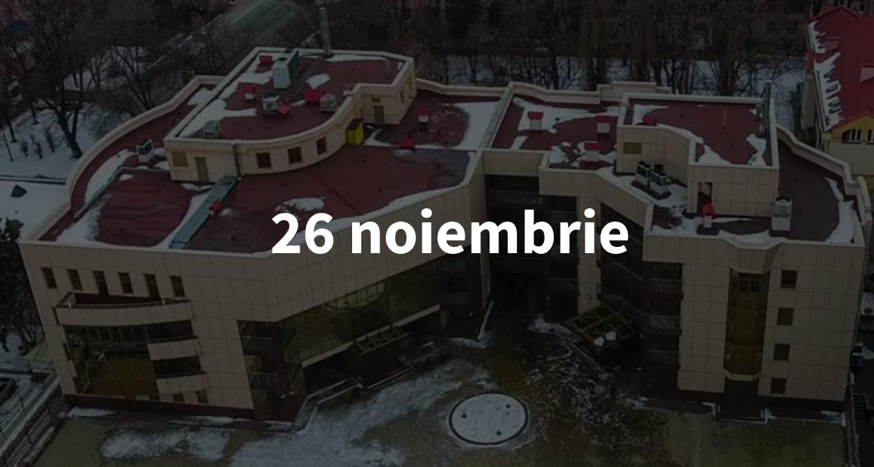 Scurt pe doi, 26 noiembrie: Stare de război în Ucraina, SUV-urile din Moldova și înghesuiala de la ușa PD