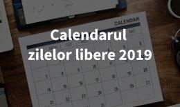 Zilele libere din 2019 în care moldovenii vor sta acasă