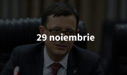 Scurt pe doi, 29 noiembrie: Noul Guvernator BNM, zilele libere din 2019 și noul Audi e-Tron GT