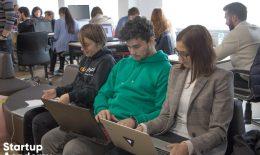 O aplicație de dating, una de HR și alta pentru evenimente. Ce startup-uri sunt dezvoltate la Startup Academy Tekwill