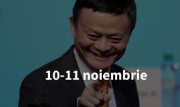 Scurt pe doi de weekend: Vânzări record de miliarde pentru Alibaba și reparație de milioane la Guvern