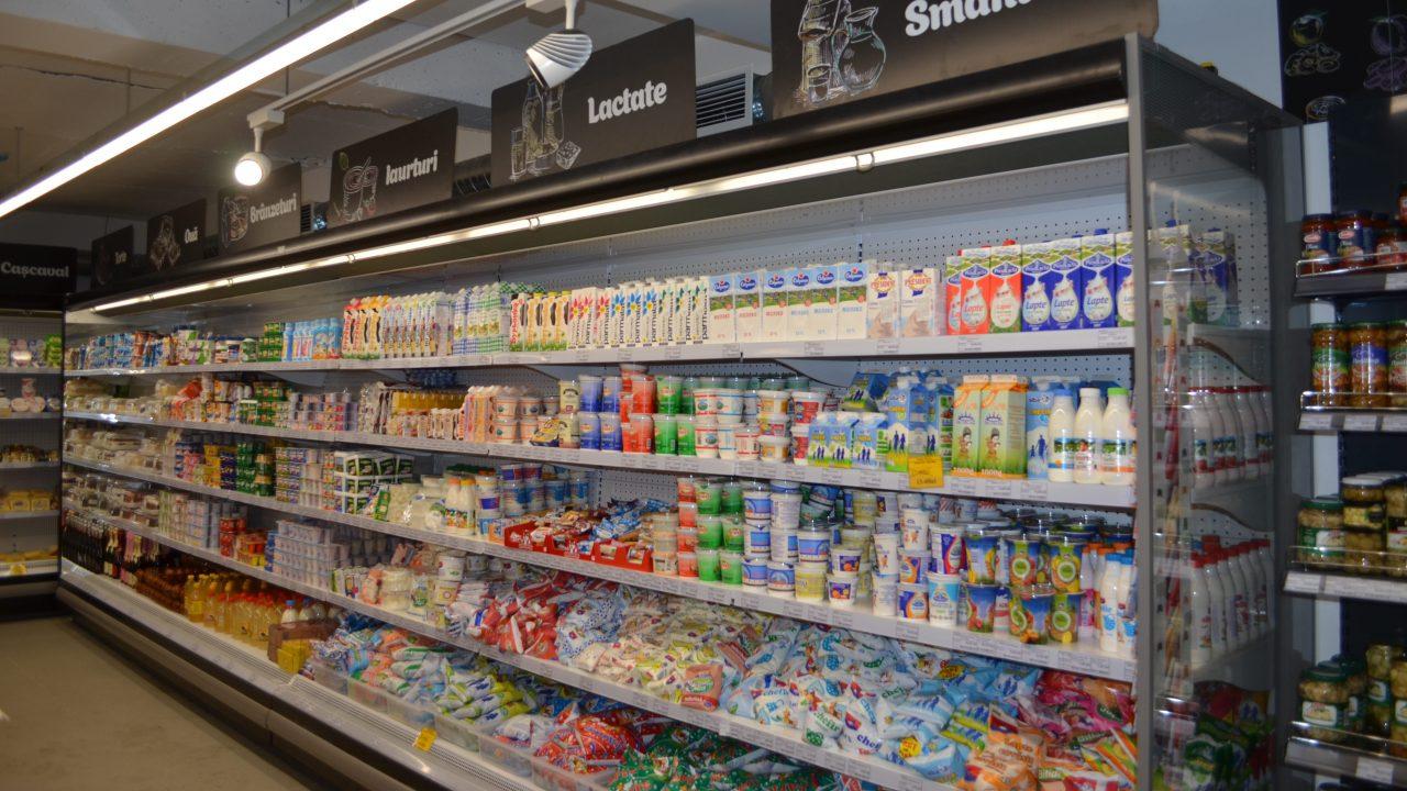 (doc) O rețea de supermarketuri din Chișinău, amendată cu jumătate de milion de lei