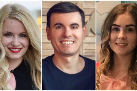 (video) 3 tineri din Chișinău, creatorii unei aplicații online cu peste 60 de milioane de descărcări