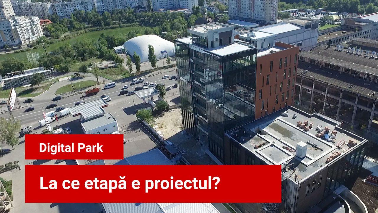 VIDEO. Cât va costa și cum va arăta cel mai mare spațiu de coworking din Chișinău