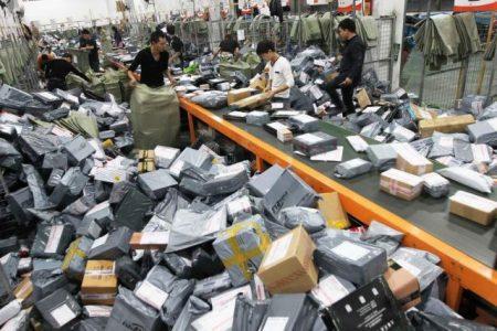 (video) Haosul se simte la el acasă. Cum arată depozitele Alibaba după Black Friday-ul chinezesc