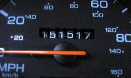 Câți moldoveni au fost amendați în 2018 pentru falsificarea kilometrajului auto?