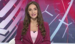 (video) Primul buletin de știri difuzat de televiziunea lui Șor