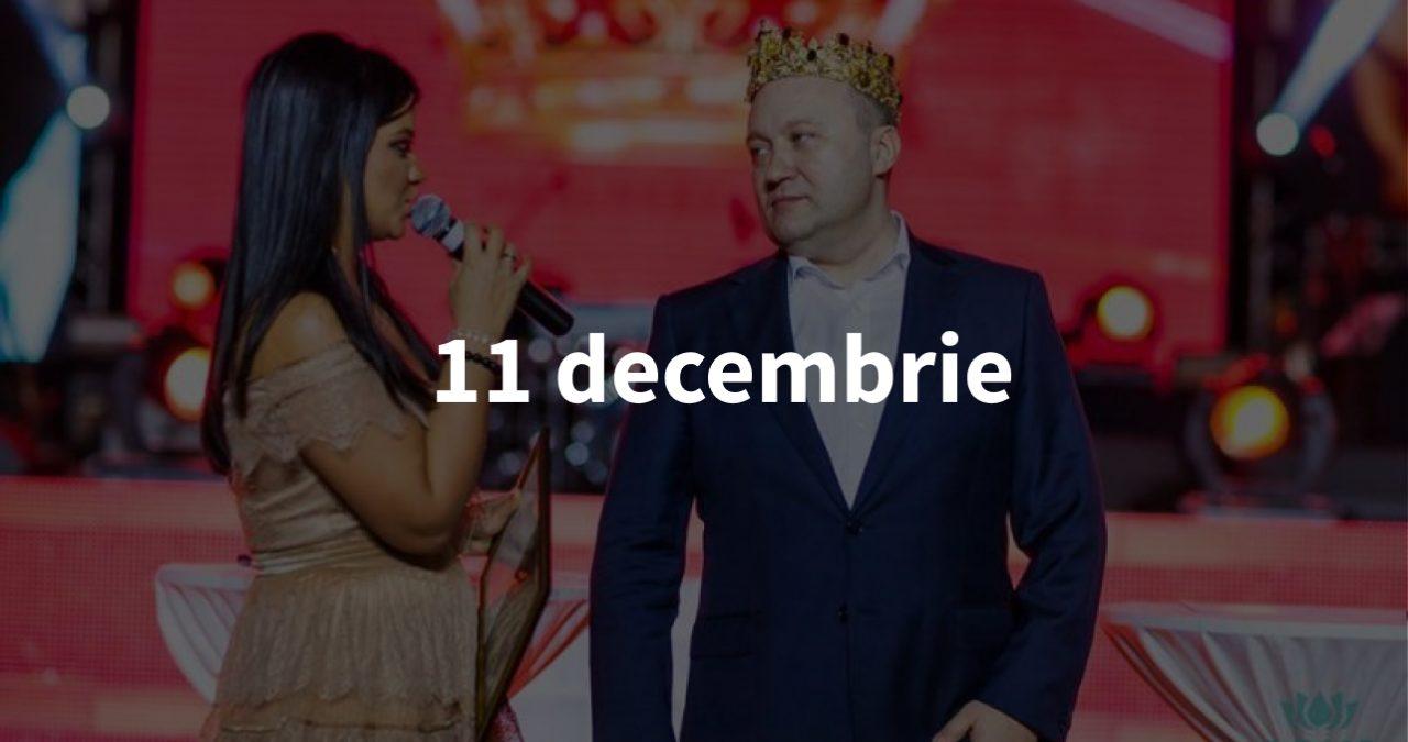 """Scurt pe doi, 11 decembrie: """"Reîncoronarea"""" lui Gurin, răzbunarea Huawei și filmul lui Dodon"""