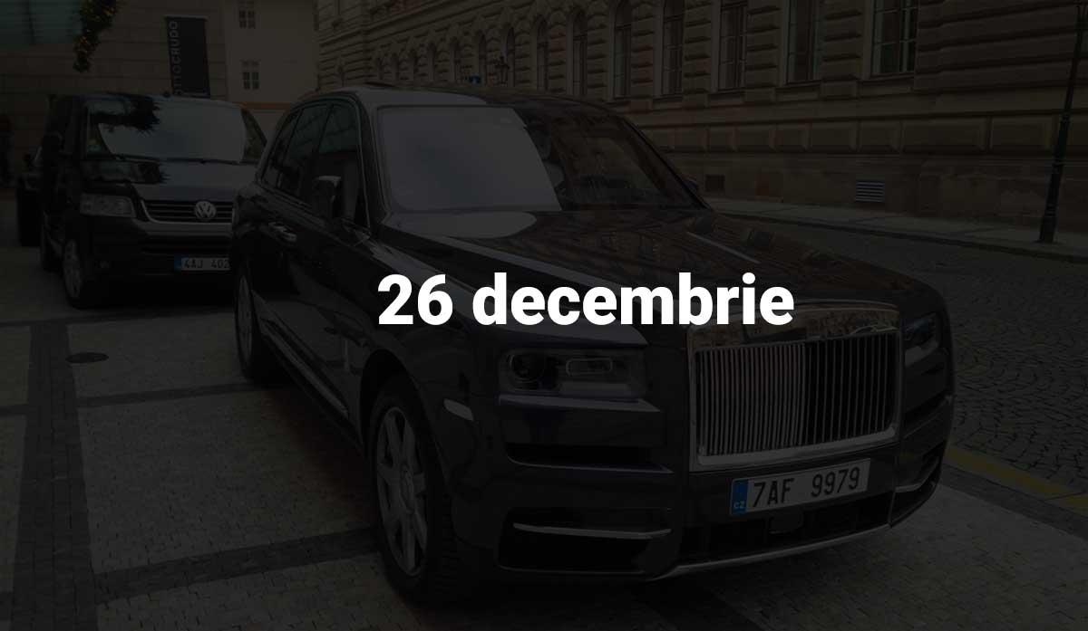 Scurt pe doi, 26 decembrie: Furia PL, investițiile VW, listele electorale, show-ul Yandex și rolul lui Dan Balan