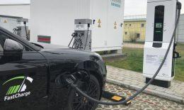 Cum să-ți încarci automobilul electrice în (doar) trei minute
