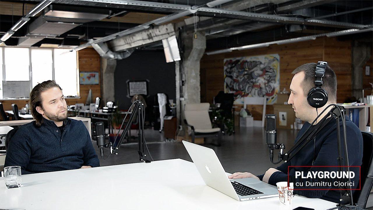 PlayGround cu Grigore Munteanu: GiftMeWine, conceptul de $30 000 care vrea să treacă Atlanticul