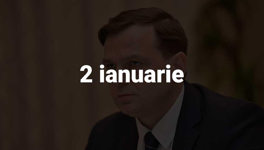 """Scurt pe Doi, 2 ianuarie: Mișcarea Netflix, recordul Tesla și """"clona"""" lui Năstase"""