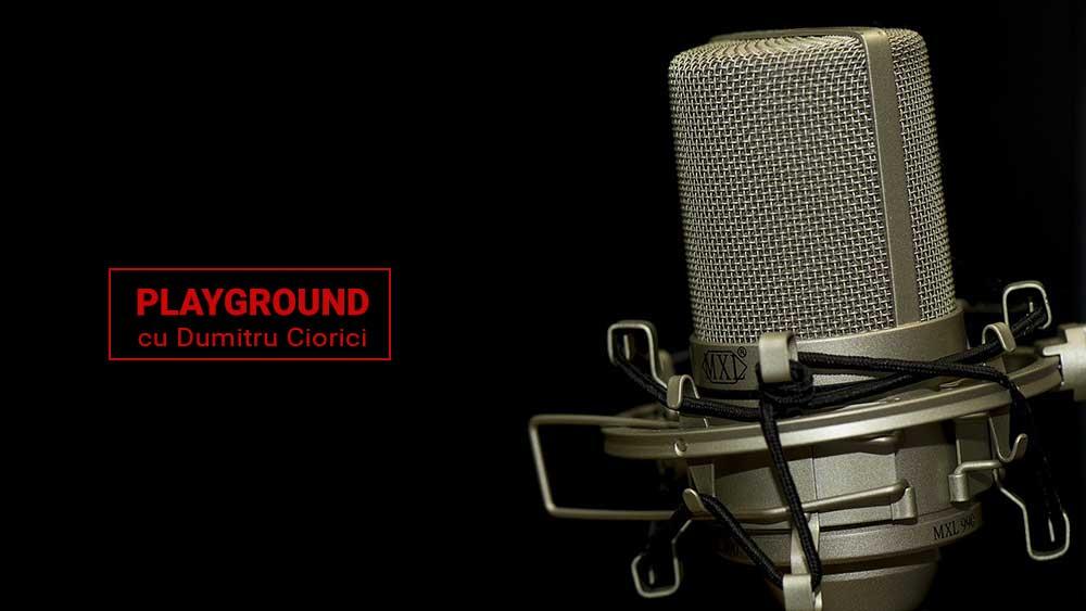PlayGround în format podcast