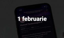 Scurt pe doi, 1 februarie: Spoturile PD și JurnalTV, telefonul 5G, vânzarea MobiasBancă și afacerile din Orientul Mijlociu