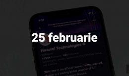 Scurt pe doi, 25 februarie: Marii perdanți la alegeri, noii deputați, Brexit 2 și telefonul pliabil de la Huawei
