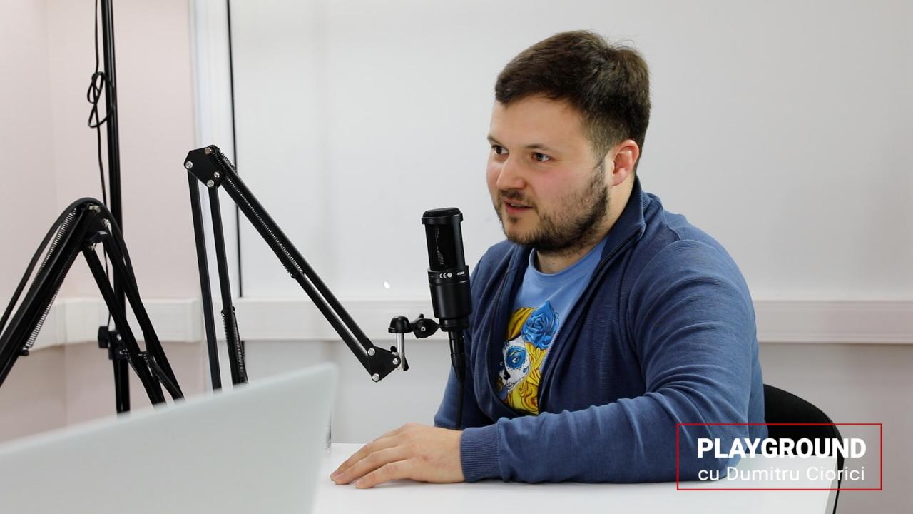PlayGround cu Sergiu Litra: Afacerea cu cămeși, primul faliment și construcția Litra Brewing