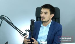PlayGround cu Pavel Novac: Cât costă un site de știri, parcul IT din Moldova și podcasturile preferate