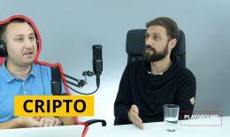 Sandu Camerzan la PlayGround: Investițiile în cripto, bula din 2017 și prețul real al BITCOIN