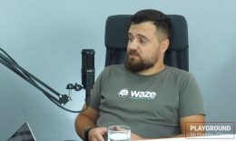 Liviu Lupașcu la PlayGround: Cum funcționează Waze, câți utilizatori are și care e diferența față de Google Maps